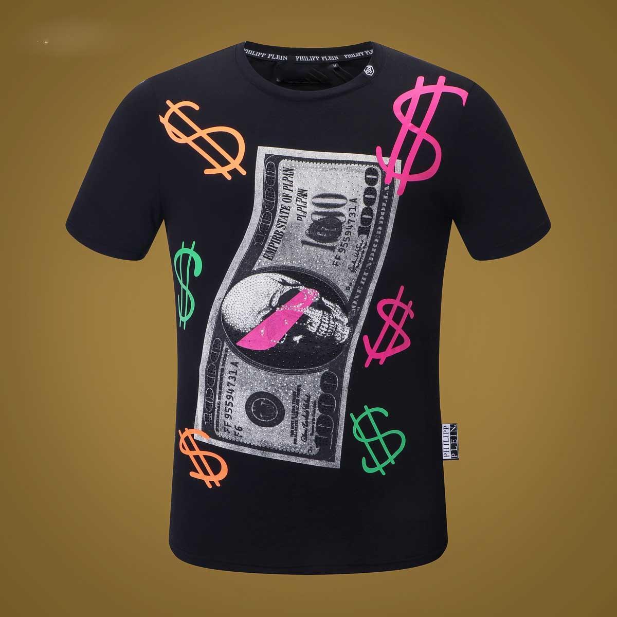 Polo de diseñador italiano de moda Medusa camiseta de los hombres polos de algodón casual con bordado 3D lobo apliques