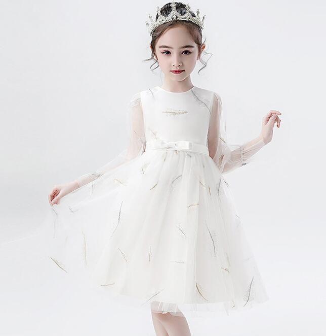 Платья для девочек летом 2020 года, большие детские сетчатые юбки, детские платья, нижние юбки, WY886