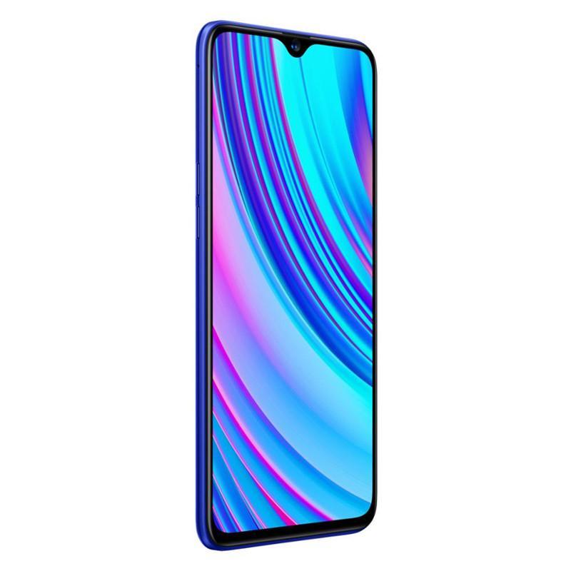 "Original Realme X Lite 4G LTE Cell Phone 4GB RAM 64GB ROM Snapdragon 710 Octa Core Android 6.3"" Full Screen 25MP Fingerprint ID Mobile Phone"