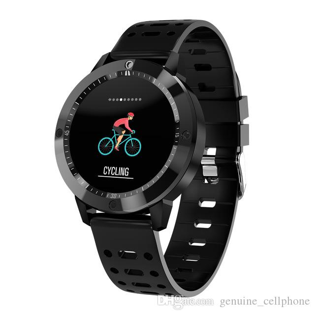 CF58 Smart Watch Blood Oxygen Blood Pressure Heart Rate Monitor Smart Wristwatch Fitness Tracker Camera Sports Bracelet For iPhone Android