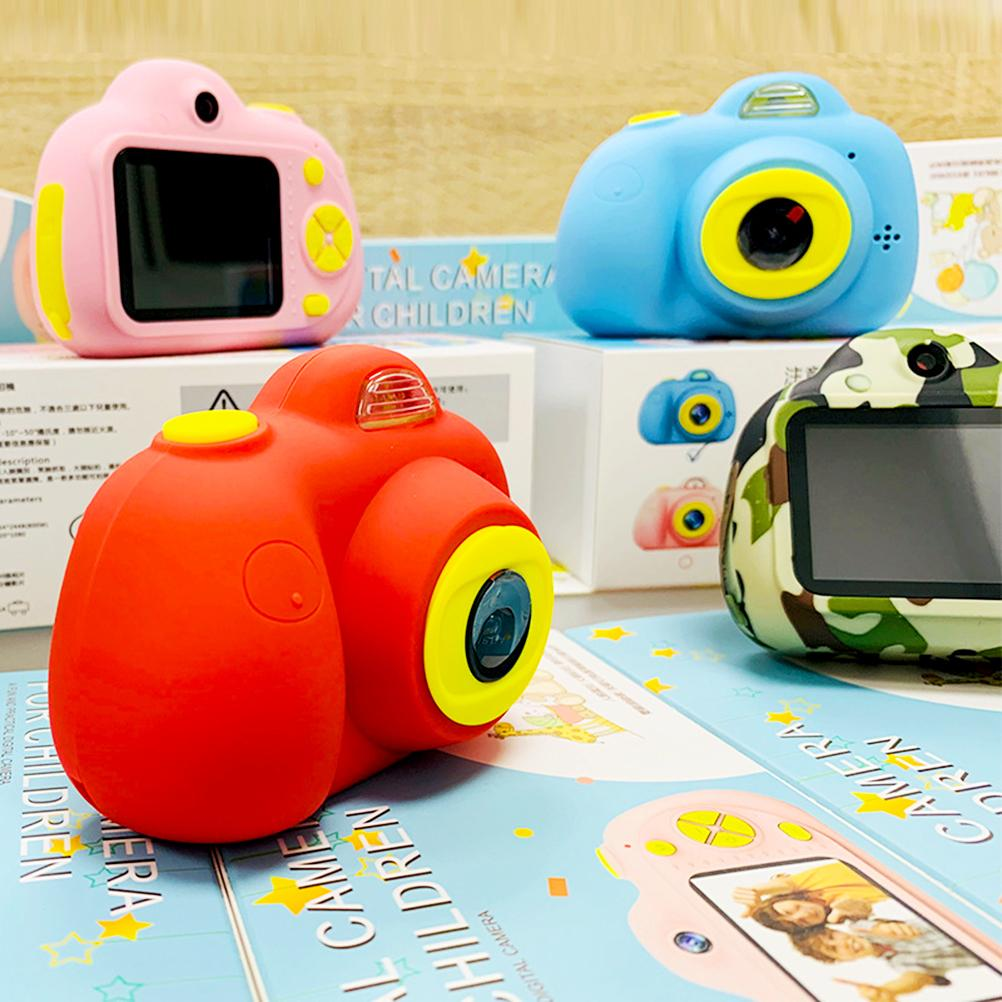 Baby Camera Toy Children's Educational Photo Camera Toddler Toys Kids Mini Digital Toy Camera For Above 3 Year Old Birthday Gift J190521