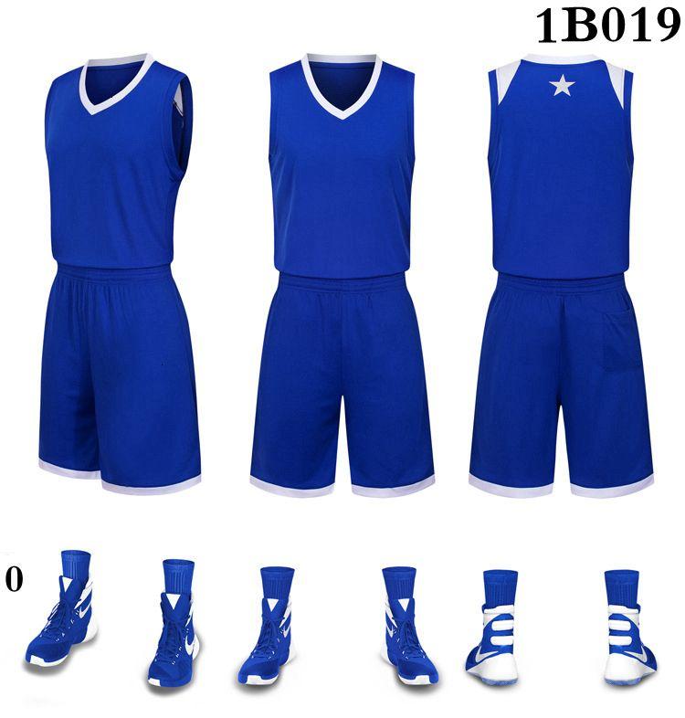 2019 nuevos Mens blanco Número Nombre Edición jerseys del baloncesto personalizado tamaño de la aduana Mejor calidad S-XXXL púrpura BLANCO NEGRO AZUL FFG21Au11