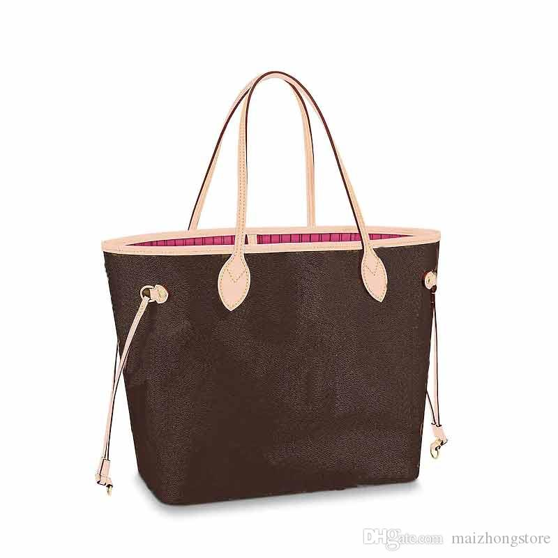 إمرأة حقيبة يد محفظة L زهرة مركب جلد طبيعي مستحضرات تجميل ختم الساخنة حقائب اليد الكلاسيكية موضة حقائب اليد أكياس التسوق قدرة كبيرة