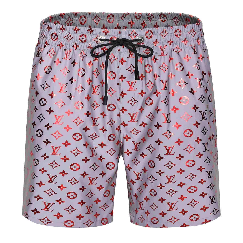 u0ss verano al por mayor del bordado de los cortocircuitos del tablero para hombre de la playa del verano pantalones cortos de alta calidad traje de baño de las Bermudas masculino Carta vida de la resaca de los hombres de la nadada