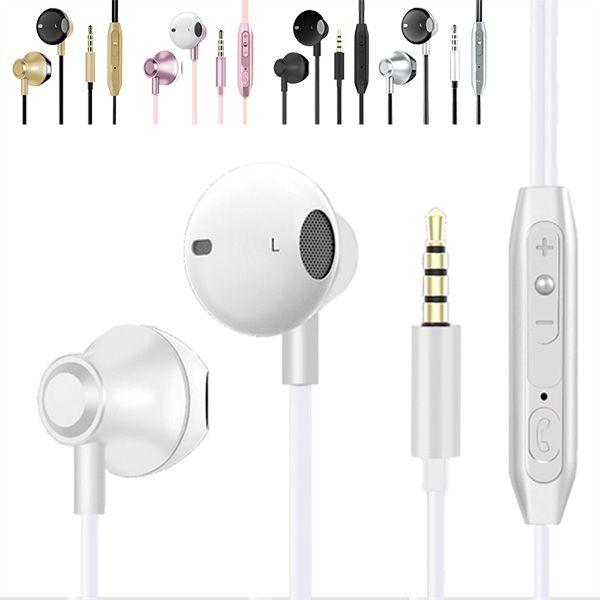 Écouteur Pas Cher 3.5MM In Ear Casque Écouteurs
