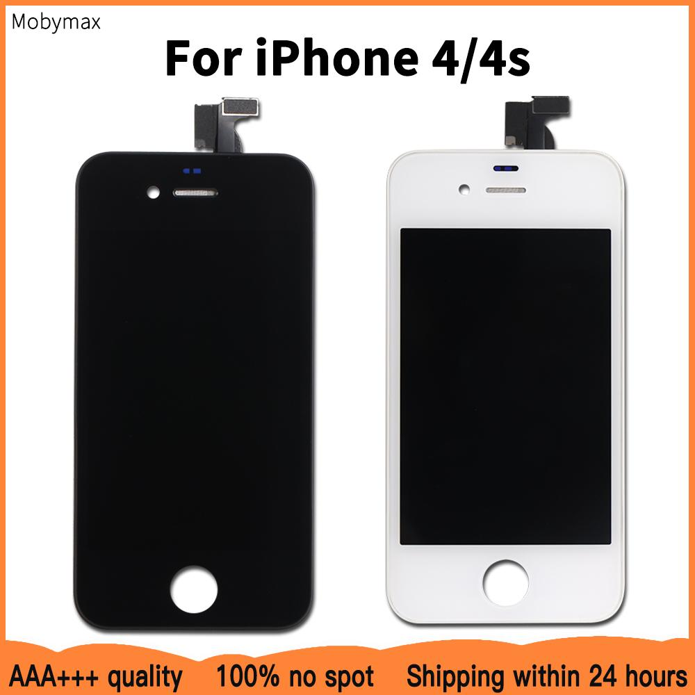 Factory LCD Screen For iPhone 4s 4 4G Touch Glass Display Digitizer Assembly Replacement Near Original Repair your Broken