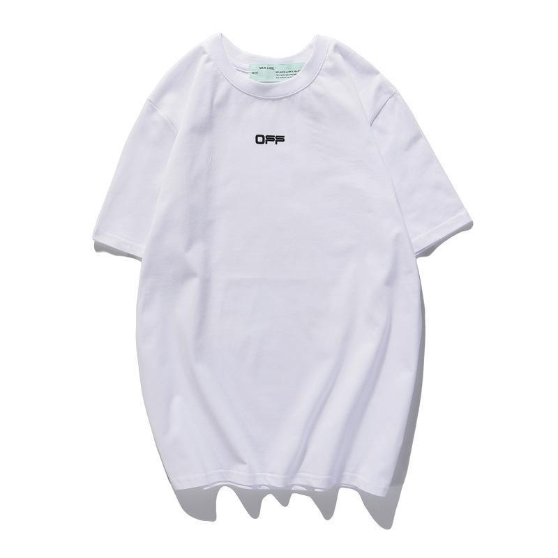 De alta qualidade de manga curta Men Verão Casual em torno do pescoço T-shirt 2020 de Moda de Nova Vestuário Z4lw20200311 Z4lw0311 Cia01HTF20200311