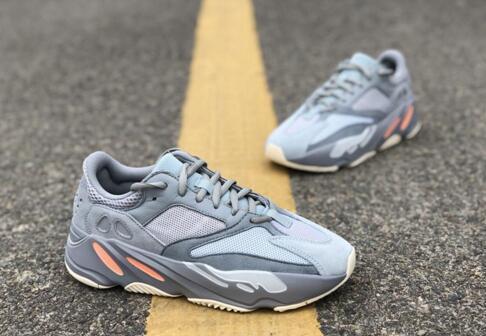 New Wave Runner 700 Mens Running Shoes Geode estática malva sal sólido Grey Inertia Fashion Women Sports Sapatilhas
