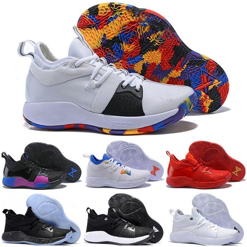 Sales Paul George Kids Basketball Shoes
