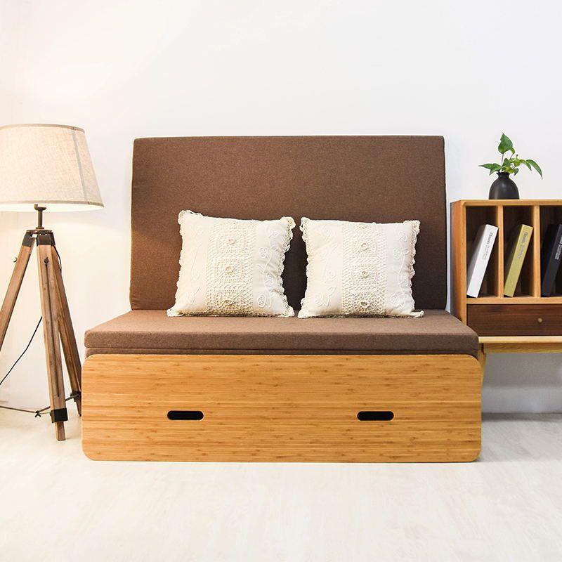 침대 혁신 가구 팝 접는 - 스마트 침실 가구 실내 방수 아코디언 스타일 육각형 벌집 크래프트 휴대용 침대