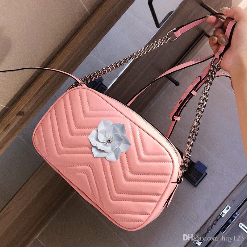 MARMONT حقائب الكتف الصغيرة أزياء العلامة التجارية مصمم الحقائب امرأة الحقائب الفاخرة حجم 9.5 في نموذج 446744