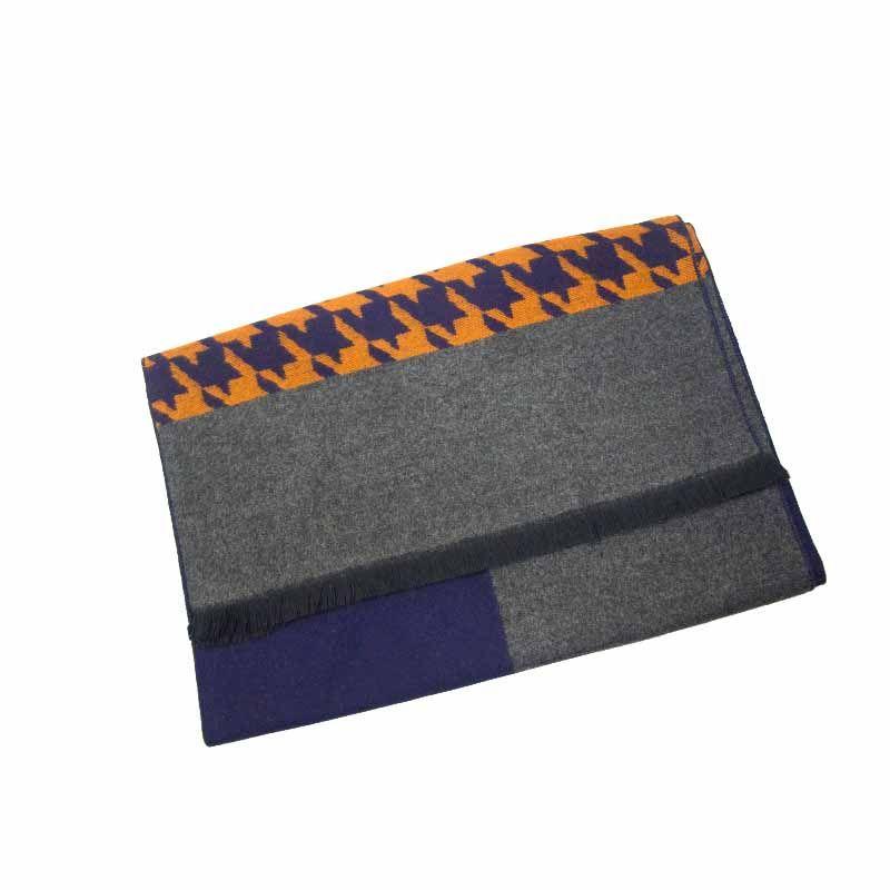 Luxury-High Grade lane del cachemire Lettera sciarpa di disegno del modello dello scialle sciarpa calda Dimensioni all'ingrosso Autunno E Inverno uomo 180x30CM echarpe homme