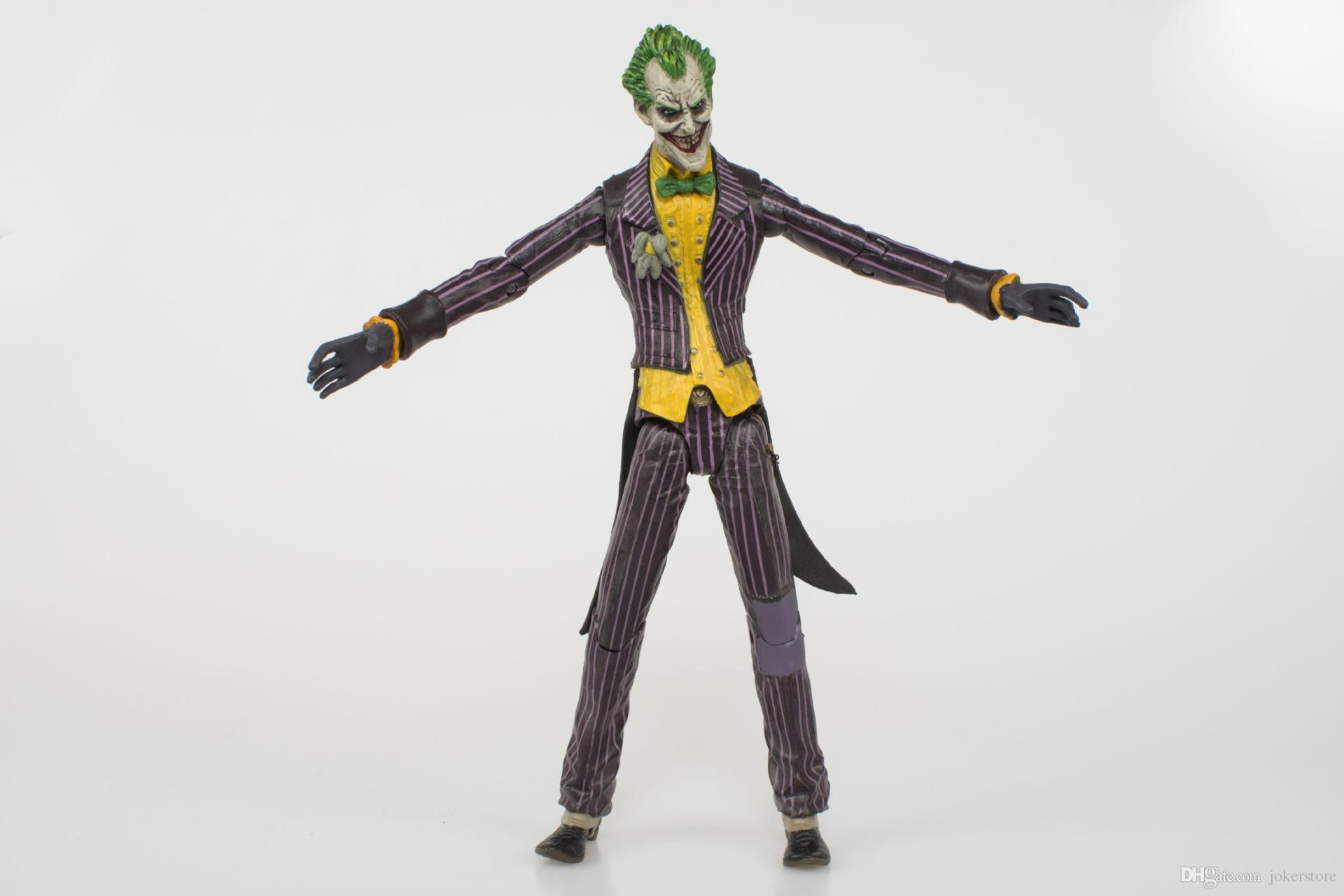 DC Batman The Joker Anime Figures Action Figure CollectibleMoble Hot Toys Birthdays Gifts Doll New Arrvial Hot Sale PVC Free Shipping
