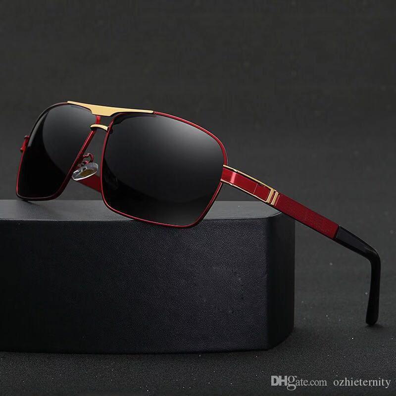 MercedesBenz 722 2019 vintage occhiali da sole donne nuovo arrivo carfia 51mm plank telaio occhiali da sole uomo occhiali da sole di marca designer oculos occhiali da uomo con la scatola