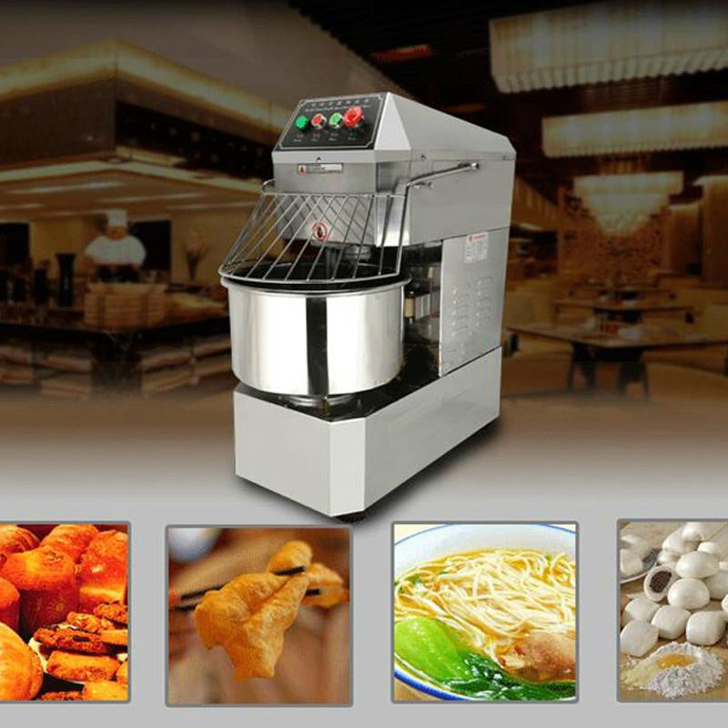 20L 30L 40L 50L dough mixing machine commercial double speed double action multi-functional kneading machine food dough mixing machine