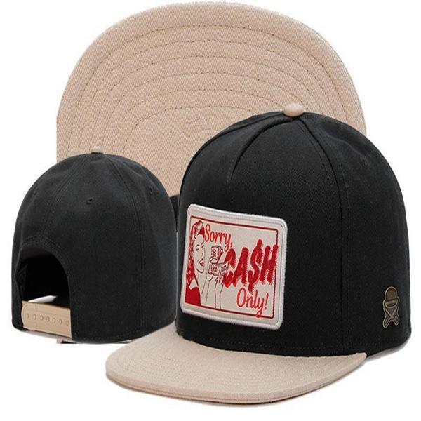Cayler Sons Green извините наличные только бейсболки совершенно новые регулируемые уличные хип хоп gorras кости для мужчин и женщин Snapback шляпы