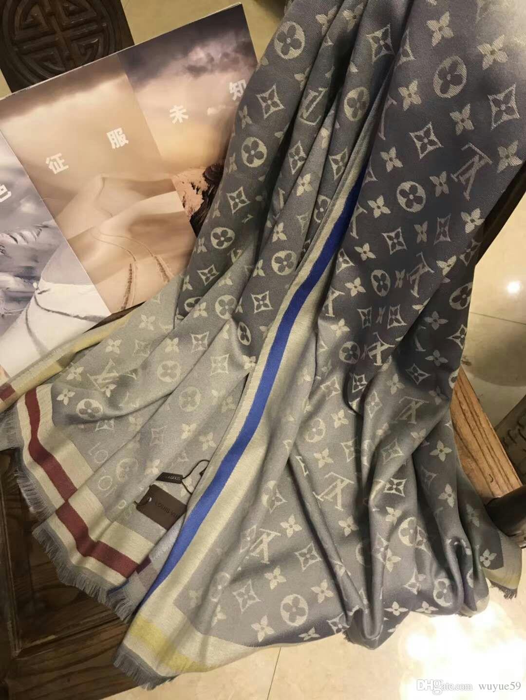 Весна Осень Зима Хлопок Шелковый шарф для женщин Длинные пашмины Шарфы Женщины Шали Шарфы 180 * 70см