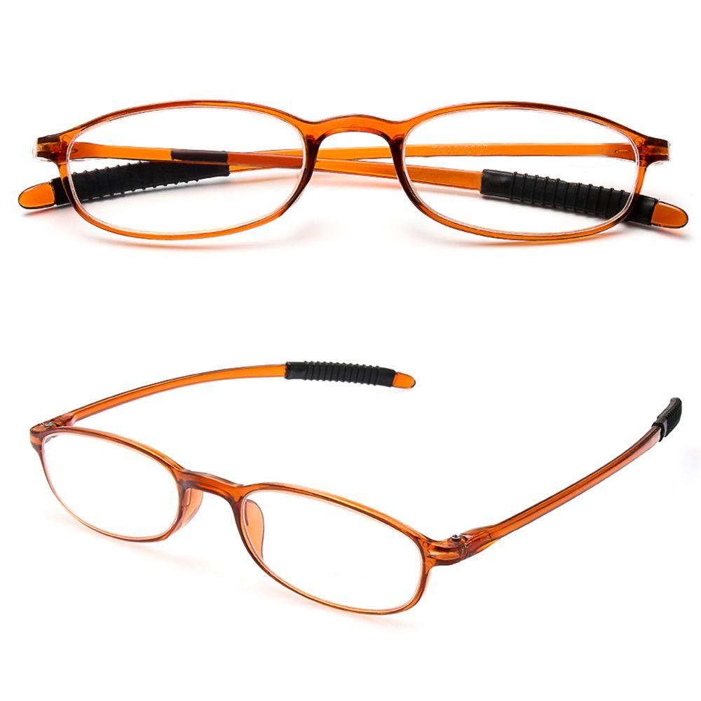 Männer Frauen Lesebrille Ultra-light Harz Anti-Rücke Presbyopic Brillen Dioptrie +1,0 +1,5 +2,0 +2,5 +3,0 +3,5 +4,0