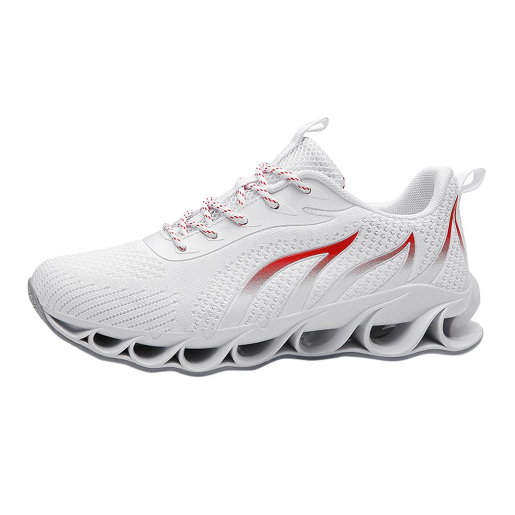 moda casual nuovi uomini SAGACE 2020 leggero luce assorbimento degli urti comode scarpe sportive Mesh traspirante