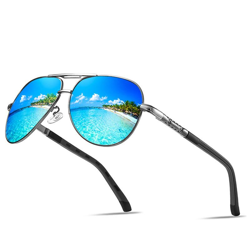 Polarization sun glasses gift man woman lady boys girls Sunglasses for appointment travel outdoors Shopping FD-130