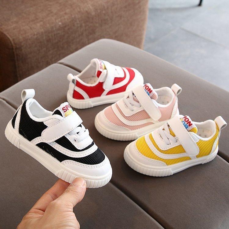 Toddler Filles Chaussures Femme Automne La Marée De Chaussures Enfants Sneakers Catamite Fille Petite Chaussure Blanche
