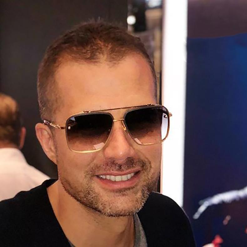 Aoze 2020 klasik moda stil serin unisex güneş gözlüğü tasarım marka erkek bağbozumu güneş gözlüğü zonnebril, karı UV