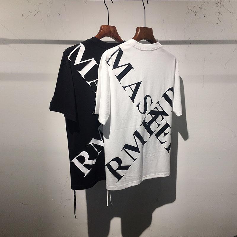 2020 nueva mente maestra del MMJ camiseta de los hombres de las mujeres Streetwear camiseta Reflexión Harajuku icono de la moda Japón white camisetas M-XXXL zzuda26c53 #