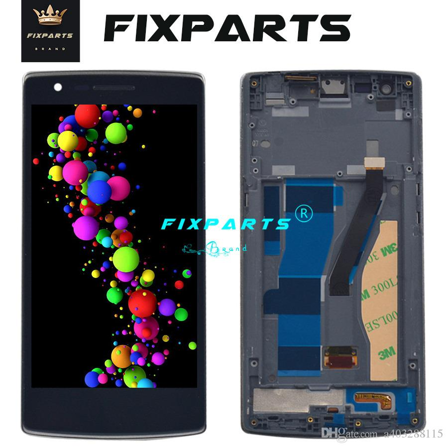 """One Plus Oneplus 1 LCD Display Touch Screen Digitizer Assembly With Frame For 5.5"""" Oneplus One A0001 Oneplus 1 LCD"""