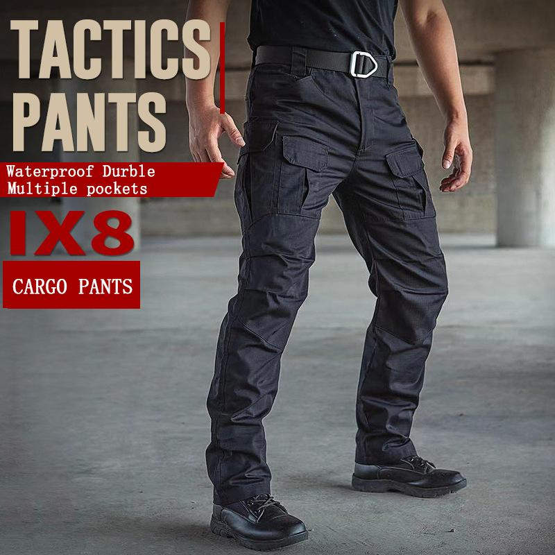 Pantalones al aire libre X8 Camuflaje Ripstop Summer Mountain Hunting Pesca Pesca Hombres Tactical Tactical Mujeres Pantalones