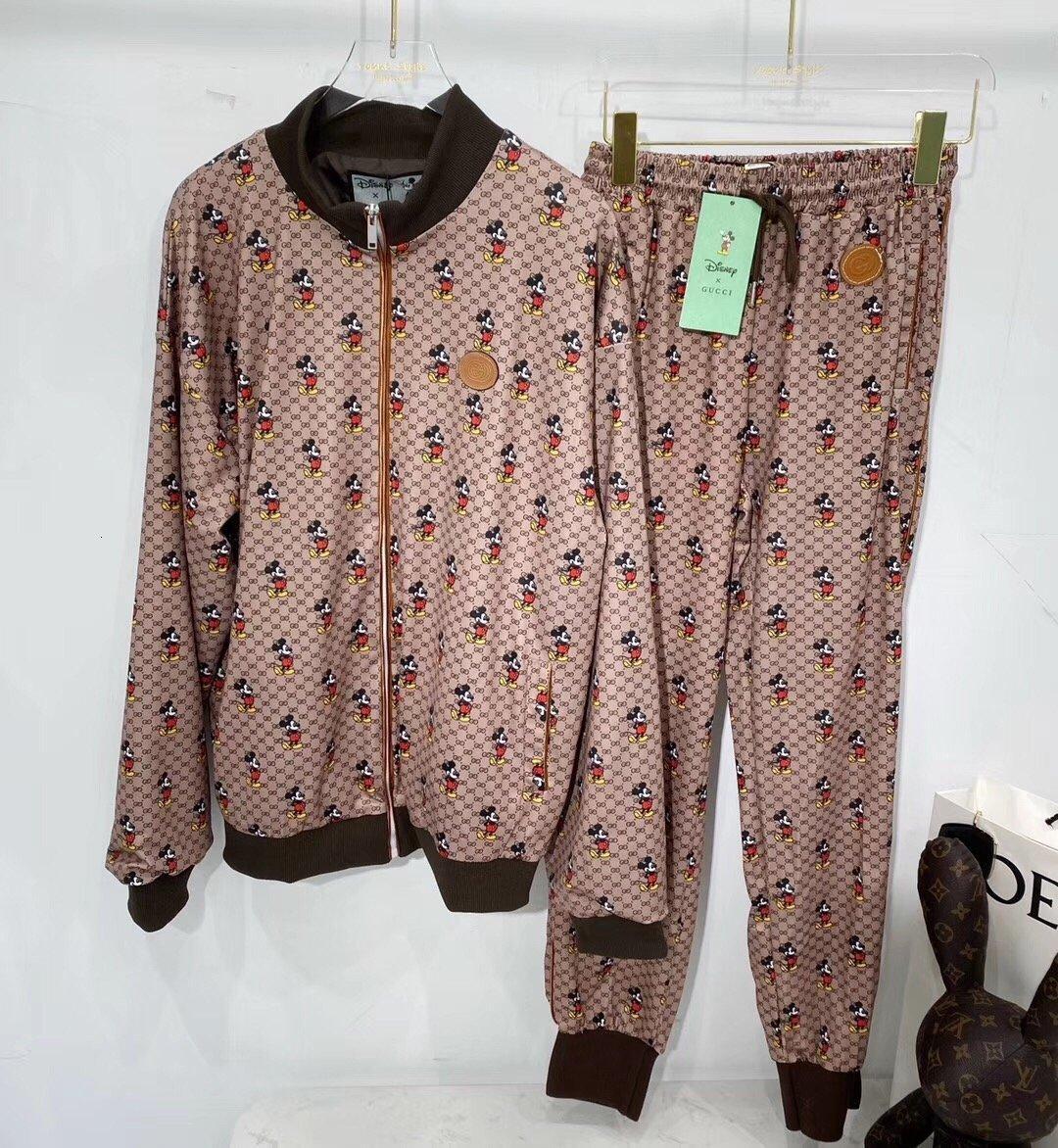 2020 yüksek kalite bayanlar pantolon setleri tops + pantolon 2 adet bahar ve yaz rahat setleri moda giyim TEPB