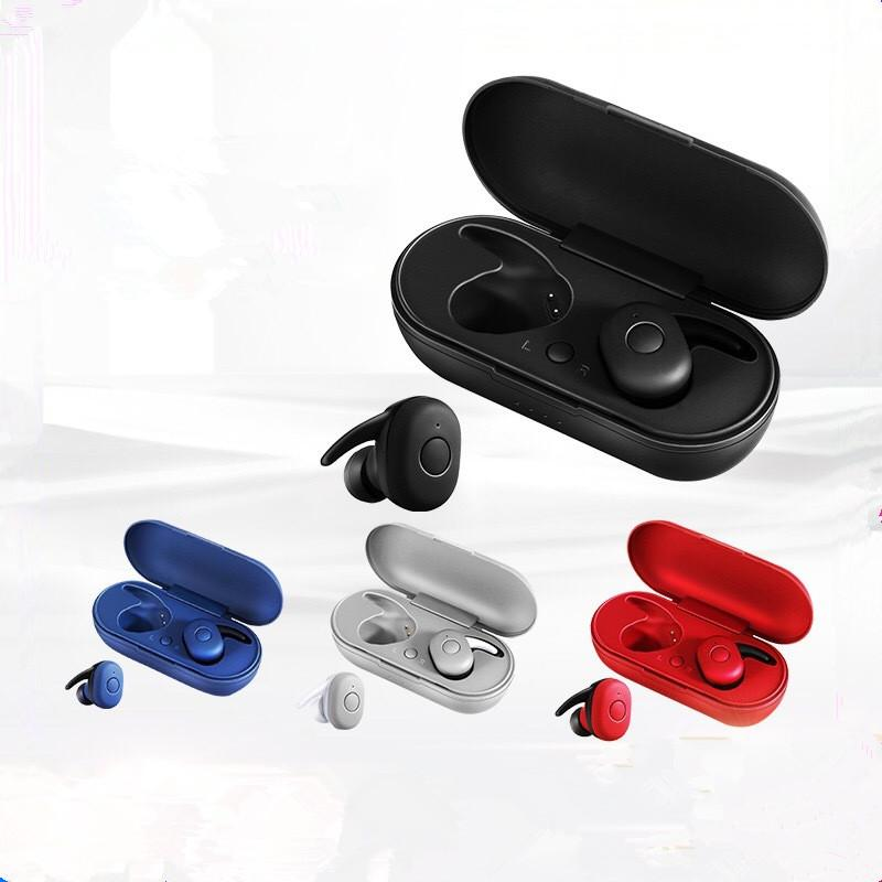 DT-1 Bluetooth Headset Wireless-Sport Binaural Kopfhörer mit Lade Bin TWS Bluetooth Headsets dhl frei