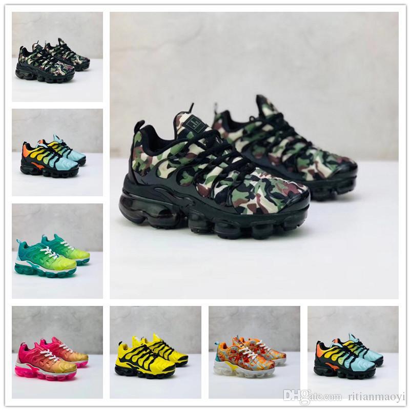 Hot Sale Big Kids Camouflage Running