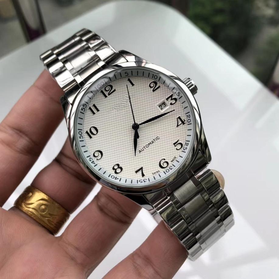 Longi orologio da uomo automatico di marca di lusso economico orologi automatici orologio da uomo orologi da uomo orologi da uomo orologio da big bang