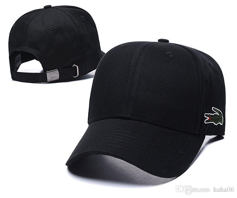 2019 homens novos da marca chapéus snapback bonés de beisebol de moda senhora mulheres bonés verão casquette causal cap bola de alta qualidade