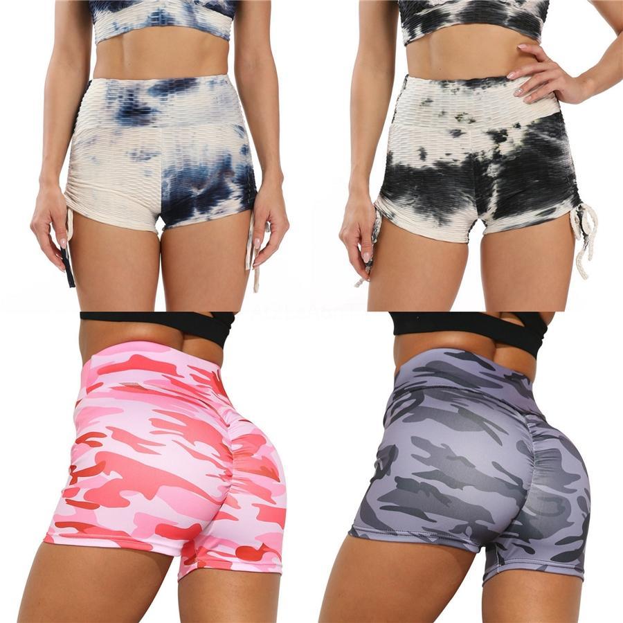 Ginásio Leggings Yoga-Pants Melody sempre Mulheres Sportswear Esticável de quatro maneiras Em Stock-# 486