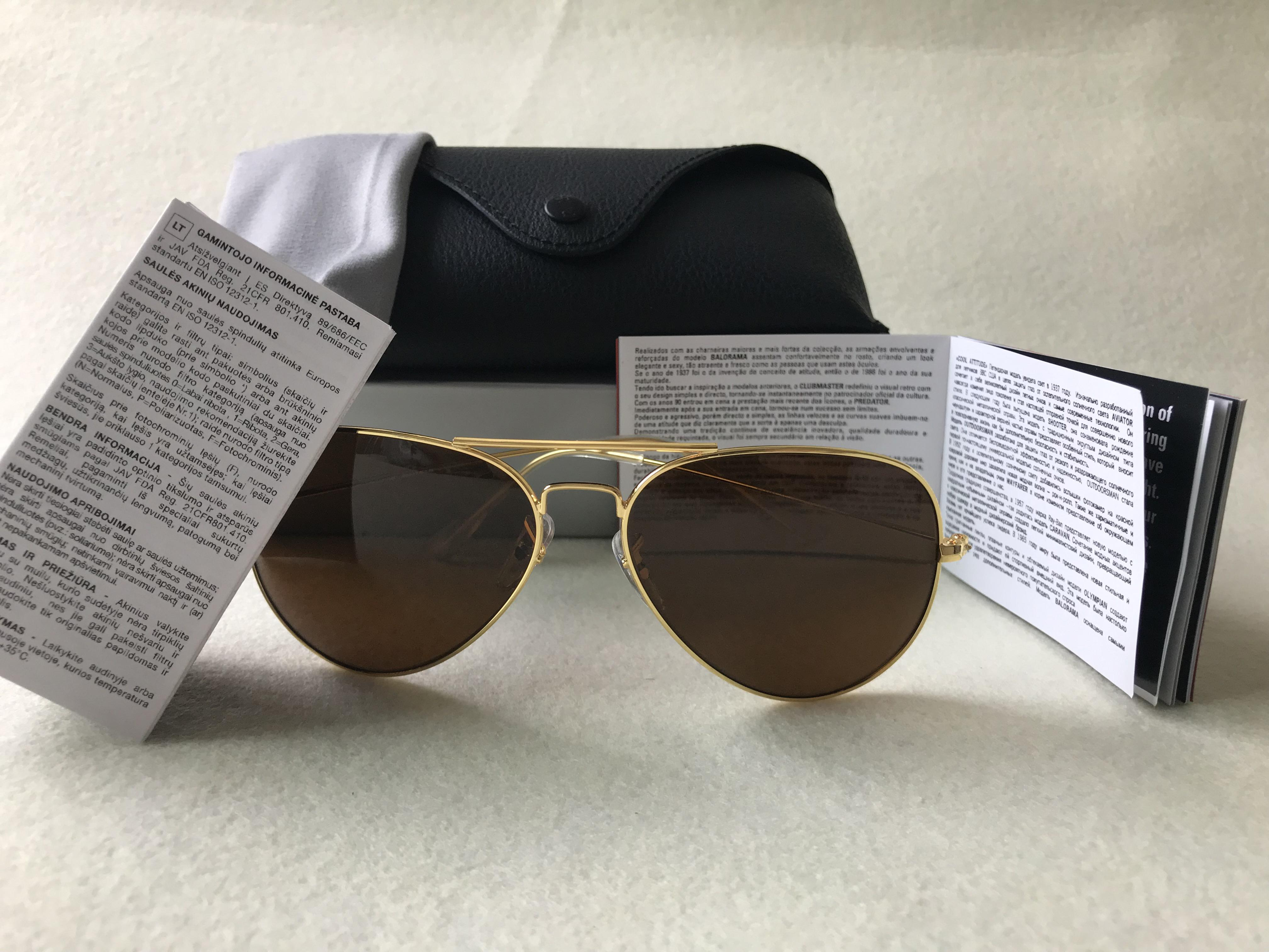 Bestes Verkaufs-Marken-Entwerfer Gold rosaer Spiegel-Sonnenbrille Männer Frauen Strand 58mm 62mm Sunglass mit Box