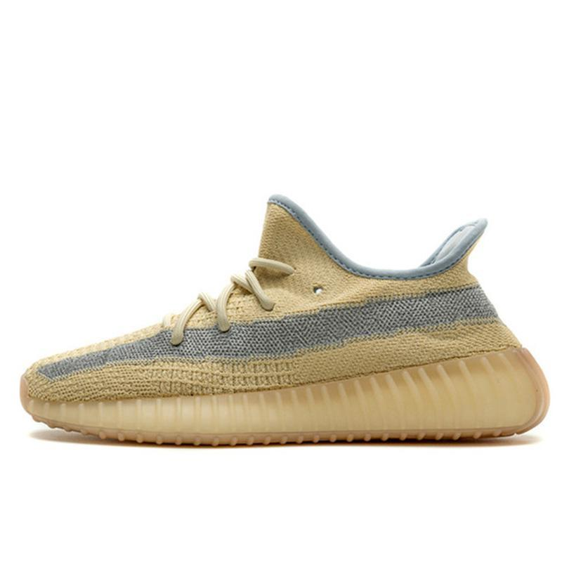 kanye West Shoes Static Black Reflective Kanye Men Women Runing shoes Antlia Synth Lundmark Glow True Form Clay Zebra Cream White