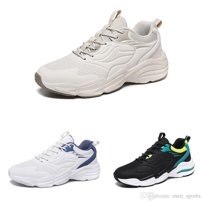 Chaussures de course pour les femmes entraîneurs des hommes de sport de sport rouge hommes de mode noir course formateurs designer Sneakers Eur 39-44 159F