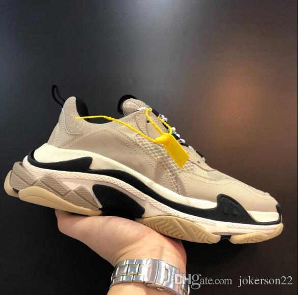 2020 nuevos diseñador de moda de la llegada mujeres de la plataforma para hombre zapatillas de deporte de cuero de lujo de las señoras zapatos casuales marca plana scarpe uomo da des chaussures
