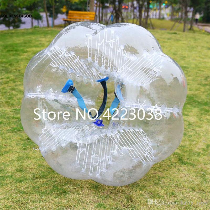 Бесплатная Доставка 1. 7 м ПВХ Бампер Мяч Человека Футбол Пузырь Мяч Зорб Мяч Пузырь Футбол Для Наружных Игр