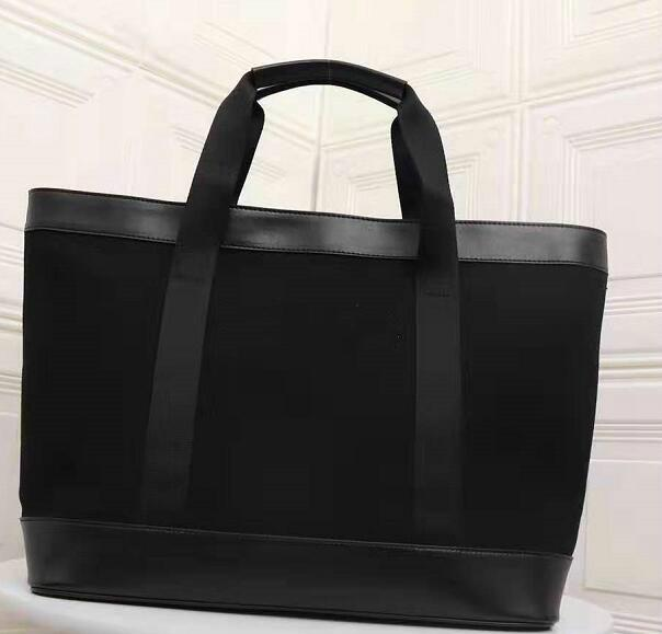 Tasarımcı Lady Çanta Büyük Kapasiteli Klasik El Çantaları Yüksek Kalite Moda Alışveriş Çanta Büyük Boyut Tasarımcı Beyaz veya Siyah Renk İnek