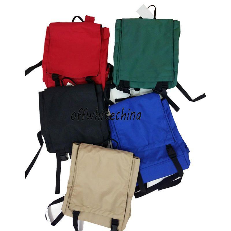 Fashion Mens Stylist Shoulder Bag Casual Bag Womens Flap Backpack High Quality Student Bag Leisure travel backpack