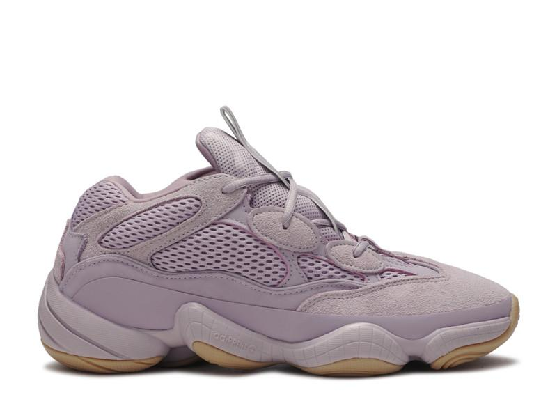 Designer Shoes 500 Running Shoes Macio Visão Utility Preto Osso Branco Super lua amarela Blush sal Kanye West Men do esporte das mulheres Sapatilhas
