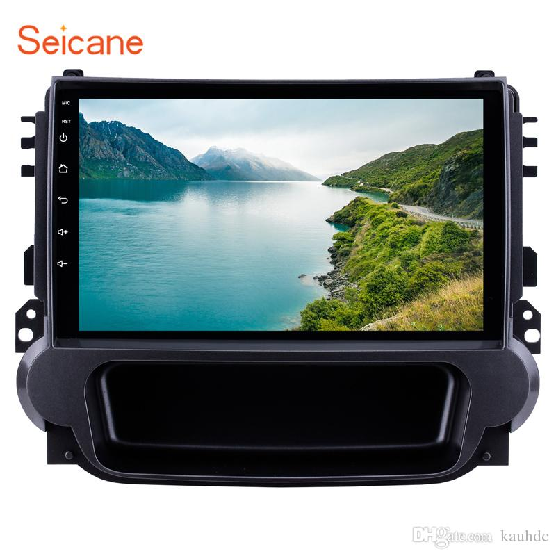 9 Inch Android 8.1 Car Radio GPS Navigation For 2012 2013 2014 Chevy Chevrolet Malibu with Bluetooth support Steering Wheel Control