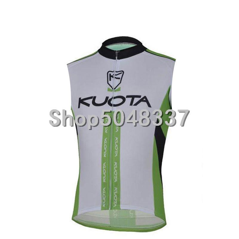 kuota summer sleeveless Cycling Vest Men Cycling jerseys shirt / Bicycle Bike Clothing /Ropa ciclismo hombre