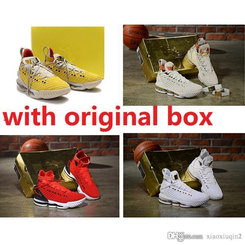 outlet wholesale outlet buying cheap 2019 What The Lebron 16 XVI Mens Basketball Shoes For Sale Lebrons ...