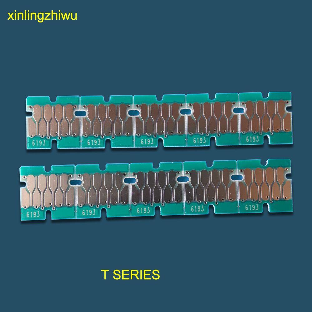T6193 chip de repuesto depósito de mantenimiento para Epson SureColor sc-t30000 sc-T5000 sc-T7000 sc-t3200 sc-T5200 sc-T7200 depósito de tinta residual