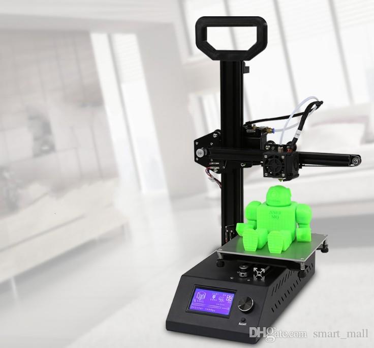 Anet A9 avec filament inclus - Imprimante 3D bricolage Prusa i3 - Imprime ABS, PLA et plus encore LLFA