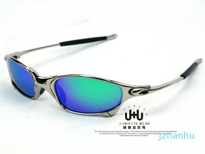الجملة الأصل روميو الرجال الاستقطاب النظارات الشمسية ركوب الدراجات Aolly جولييت X المعادن الرياضة ركوب نظارات Oculos Ciclismo Gafas
