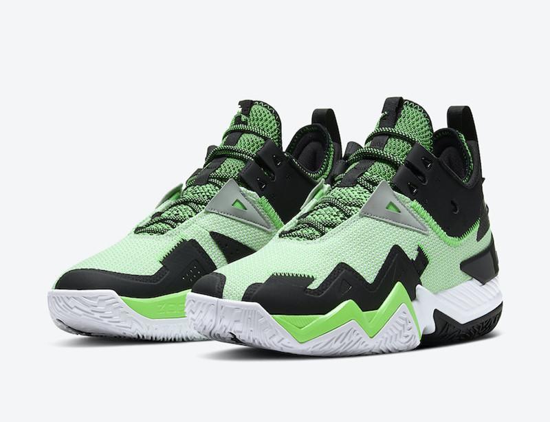 الجديد Jumpman يستبروك احد خذ PF الغضب أحذية كرة السلة للرجال الخضراء مع صندوق رسل لماذا لا KB3 أخضر أسود حذاء رياضة